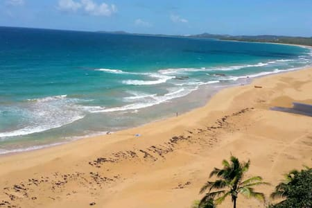 BEAUTIFUL BEACH FRONT APARTMENT ! - Luquillo