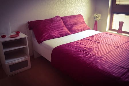 Double room in great located apartment - Apartment