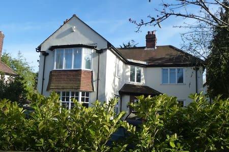Single room Nr Summertown Oxford - Casa