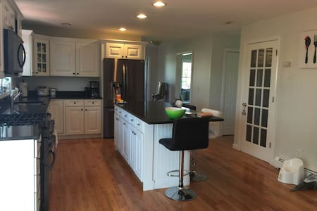 空间宽敞,明亮、新潮、家庭风格 - Apartamento