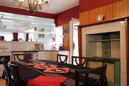 Sawdon Homestead Farm Accommodation - House