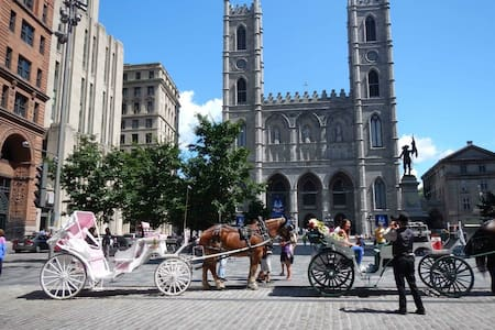 Old Port Montreal TouristsAttractions - Great Deal - Condominium