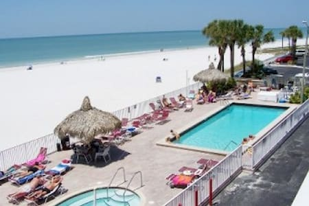 Sea Breezes and Beaches - Madeira Beach