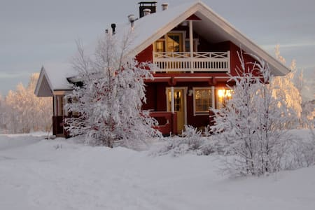 Cottage near Santa Claus Village - Rovaniemi