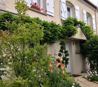 Suite de 2 chambres séparées à Reims-Tinqueux - Tinqueux