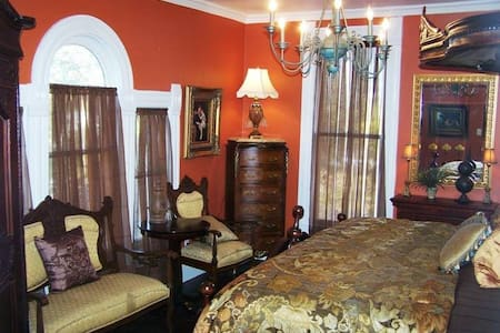 Fowler House Bed and Breakfast - Altus - Bed & Breakfast