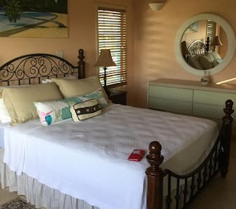 Sand and Sun Suites Cancer Support in Antigua - Villa