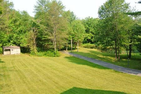 Private Country Home near Rhinebeck - House