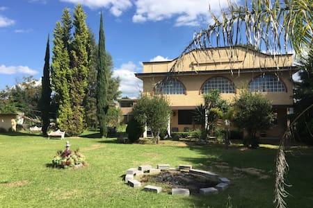Village San Pablo, a beautiful place. - Willa