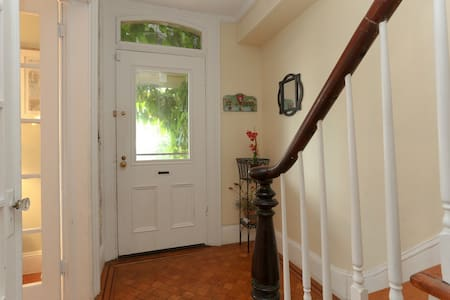 Charming Historic 2 room suite - Ossining - House