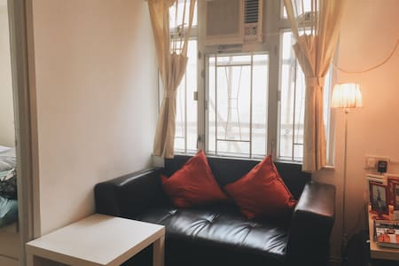 2 BR Flat in HK's antique street - Hong Kong - Appartement