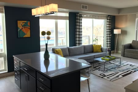 Modern Apartment in the heart of NE Minneapolis - Minneapolis - Apartemen