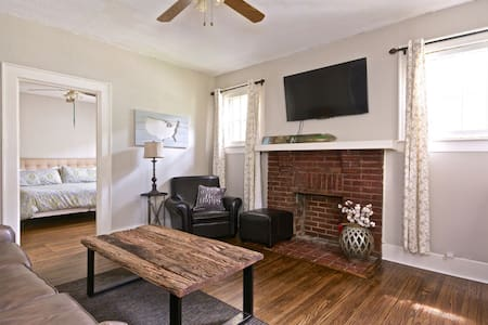 Tremont Place-North Chatt-.5 miles to Frazier- - Chattanooga - Apartment
