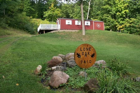 Lone Oak Cabin - Naples - Cottage