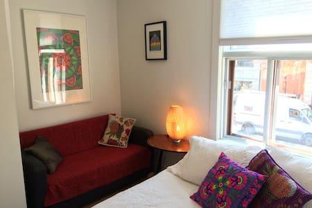 Perfect little spot on the Main - Montréal - Apartment