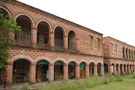 Guest Room at Rajmandir Palace, Maksudpur Garh - Gaya
