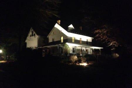 High Cirrus Horse Farm - Smithsburg - House