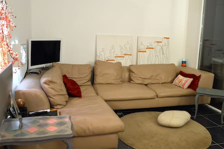 Nice new apartment close to Geneva - Douvaine