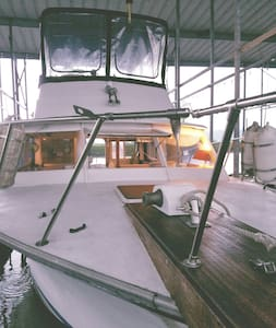 The Serene Boat Experience! - West Alton - Barco