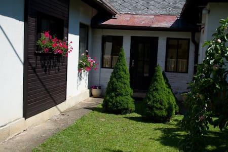 Family house in the Slovak paradise - Casa