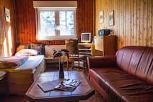 Gästezimmer mitten in der Natur