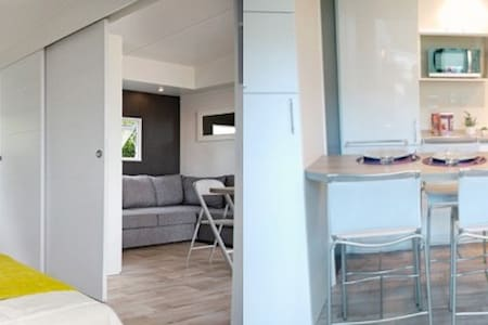 MOBIL HOME LUXE - Bungalow
