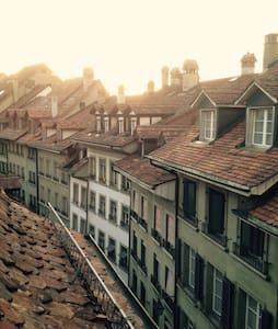 Full Apartment in Old Town Bern 6 people - Bern - Apartment