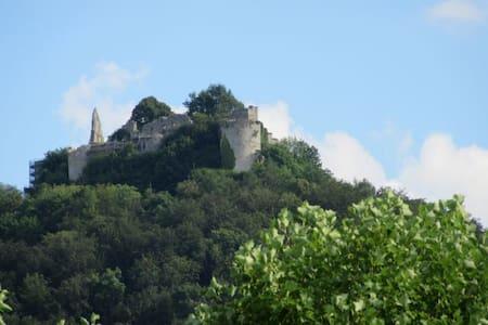Ferienwohnung Castle Urach - Apartament