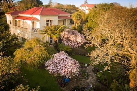 Oakhaven is a Historical Villa - Whanganui