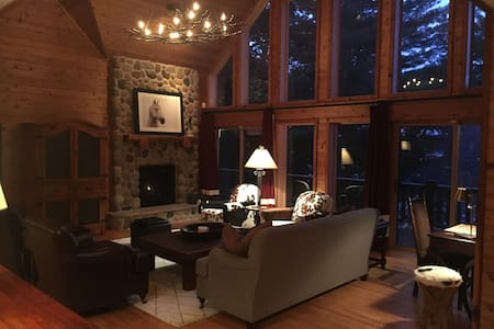 Luxury Family Retreat on Lac Courte Oreilles - Hayward