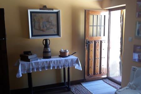 Casa Rural Perico - Parque Natural Montes Obarenes - Haus
