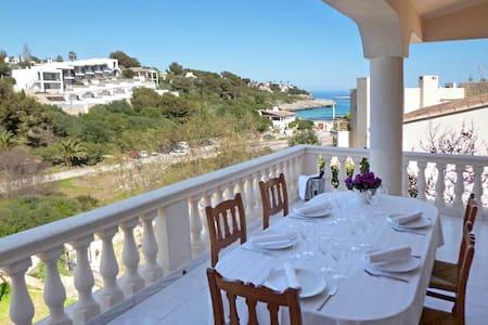 Fantástica casa frente al mar. - Chalet