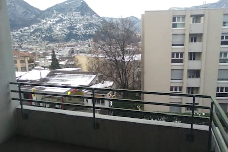 Apartament Lugano center - Lugano - Wohnung