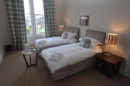 Large Superking/Twin Room - Edimburgo - Bed & Breakfast
