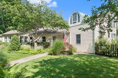 North Haven- Sag Harbor House - Sag Harbor - House