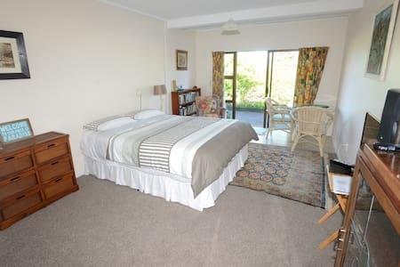 Beachside Apartment near sea, shops - Snells Beach - Daire