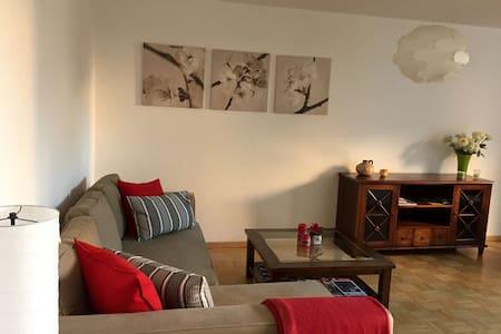 Möblierte Wohnung Weil/Basel - Flat