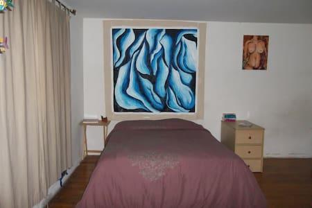 Cozy studio just off Main Street - Apartment