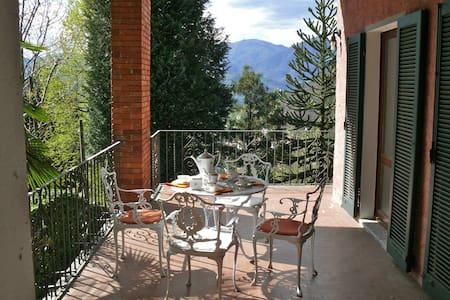 Casa Miasino Idylle mit Weitblick am Ortasee - Miasino