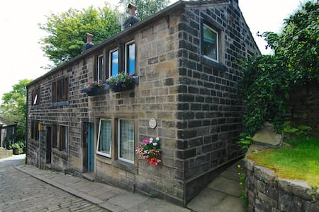 Towngate Cottage - Charm & Romance - Heptonstall - Hus