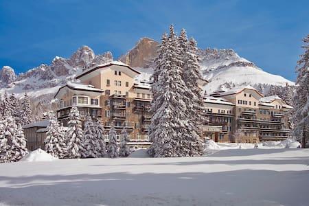 Residence Grand Hotel Carezza - Apartment