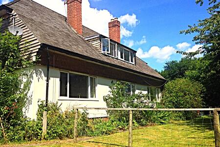 Spacious Mid Wales home on private rural estate. - Guilsfield