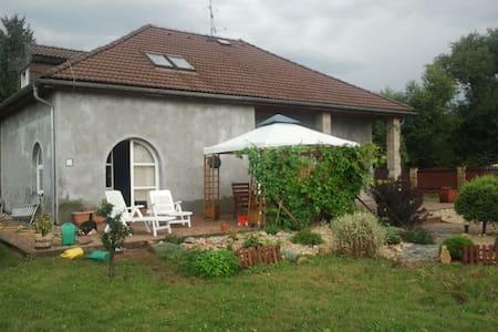 Soukromý dům + velká zahrada - House