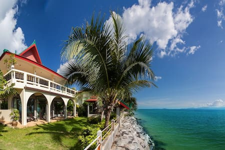 Charu Bay Luxury Beach Front Villa - Villa