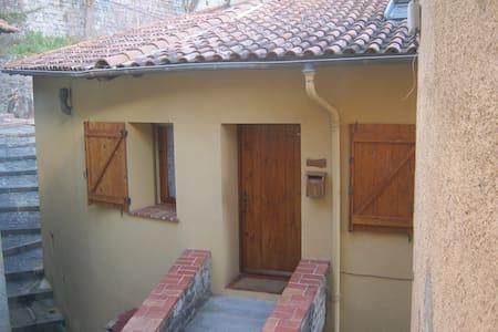 Studio entrée parc du mercantour - Lägenhet