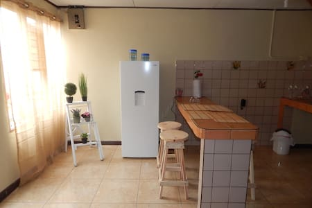 Comfortable independent apartment in San José - Lakás