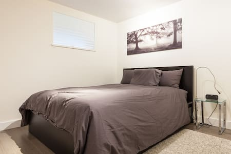 Modern 1 bdrm Near Trendy Main St. - Vancouver - Apartment
