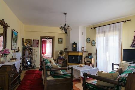 ''Διόνυσος'' Διαμέρισμα με θέα !!!! - Condominio