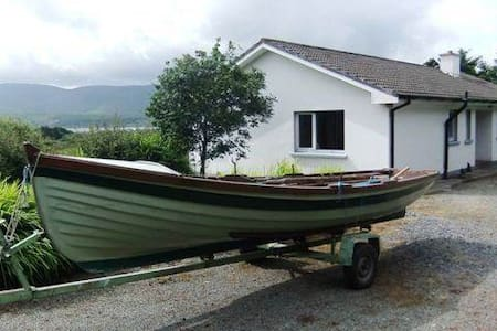 Ring of Kerry/Wild Atlantic Way House inWaterville - Waterville - Bungalow