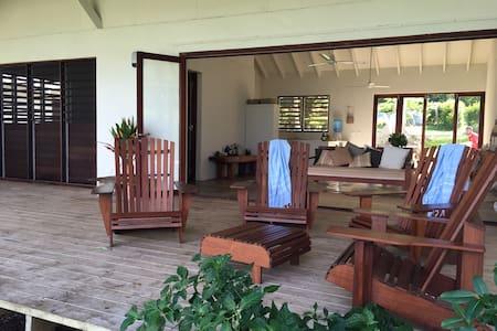 Exclusive private island retreat - Haus